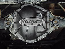 RockCrusher Differential Cover
