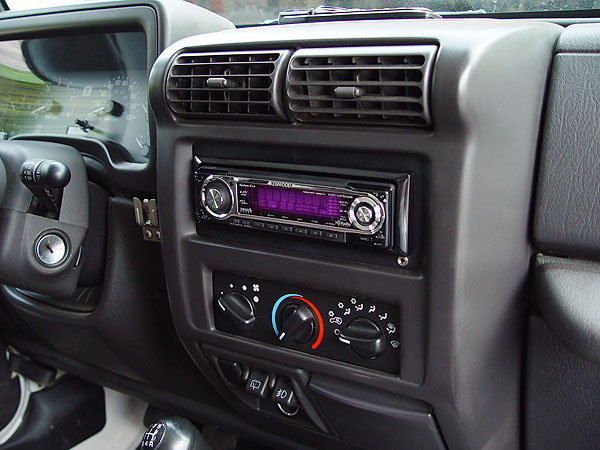 How Do You Remove The Dashradio On A '02 Wrangler Jeepforumrhjeepforum: 2004 Wrangler Stock Radio At Elf-jo.com