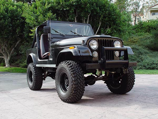 Wayoflife's 1981 Jeep CJ7