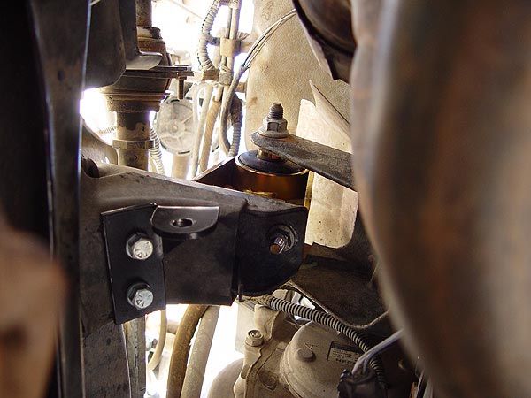 Lifted Jeep Wrangler >> M.O.R.E. Bombproof Jeep Motor Mount Lift Installation