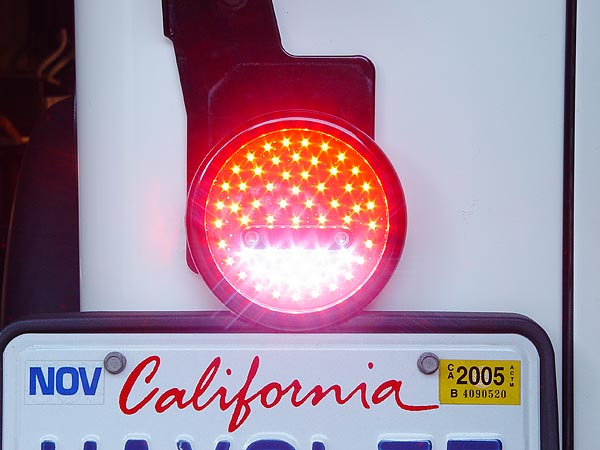 Oro Off Road Only Litedot Jeep Led Tail Lights