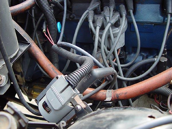 Used Jeep Wrangler Parts >> Jeep CJ 258 TFI Ignition Upgrade
