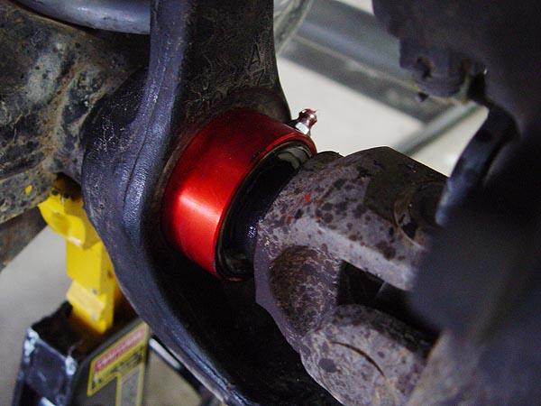Alloy USA Dana 30 Front Axle Tube Oil Seals - Jeep TJ