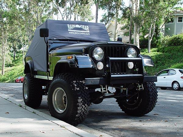 Rain Gear Jeep Cj Cab Covers