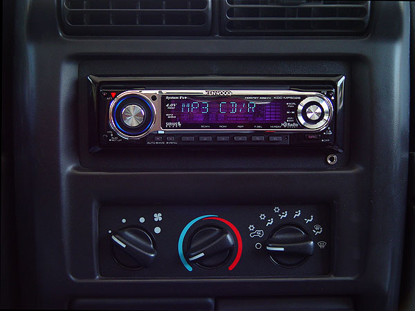 Solder Aux Input Car Stereo